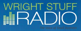 Wright Stuff Radio - Jody Sedrick, Zenware