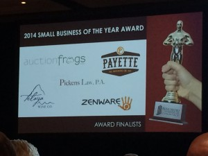 Zenware - Finalists for Small spycall for nokia mobile Business of the Year - Boise Metro Chamber of Commerce