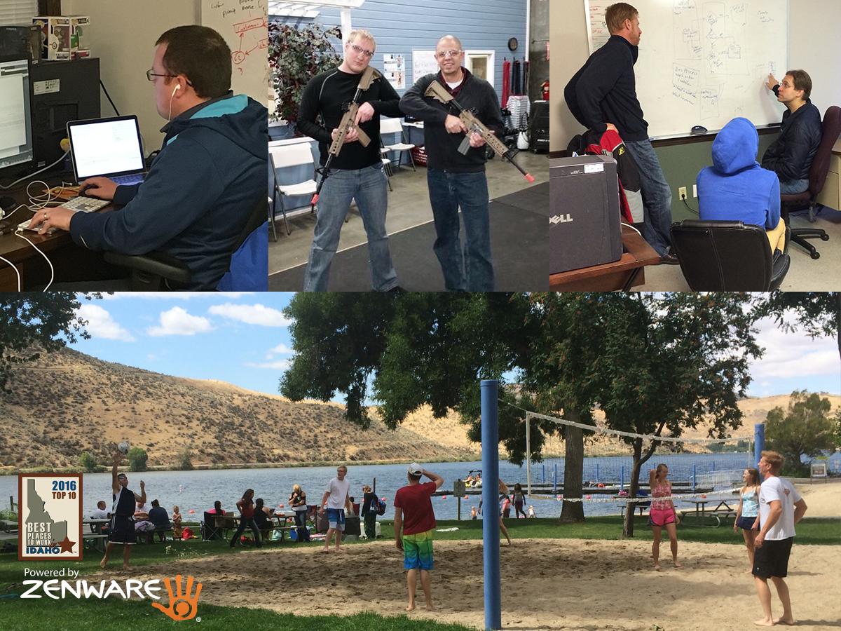 Zenware Best Places To Work Idaho